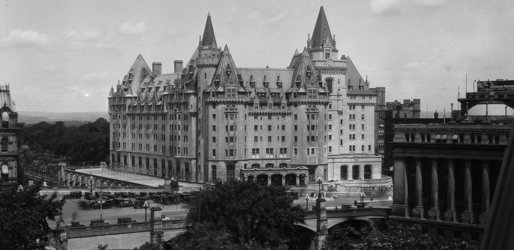 New Château Laurier design: a system that failed