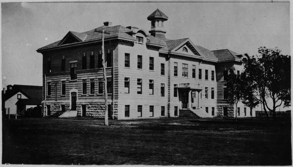 Two former Residential Schools designated National Historic Sites of Canada